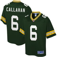 Joe Callahan Green Bay Packers NFL Pro Line Youth Player Jersey - Green
