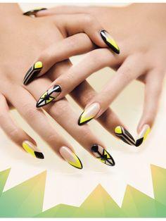 2014 Contessa Winner: Elfi Lemieux Canadian Nail Artist/artiste Beauté des ongles Canadien (Previously Nail Enhancement Artist)