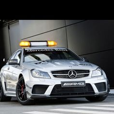 Mercedes Benz AMG F1 Safety car. Like it if you love #F1!