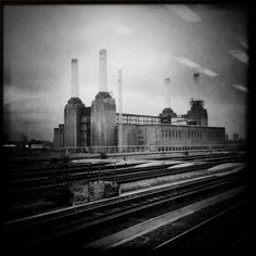 #London #Battersea #PowerStation (Vittorio Zunino Celotto/Getty Images)