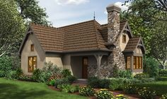 House Plan 1173A -The Goldberry