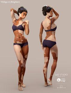 Daily Content Throwback: Imari for Genesis 3 Female #DAZ #DAZ3D #Poser #Throwback #3D #CGI #Saiyaness