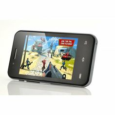 G'FIVE X1 Android Dual Core Phone - 3.5 Inch 480x320 Capacitive Screen, MTK6572 1.2GHz CPU, 2x Cameras (Black) | http://www.chinavasion.com/china/wholesale/Android_Phones/1-3_Inch_Android_Phones/G_FIVE_X1_Android_Dual_Core_Phone_-_3.5_Inch_480x320_Capacitive_Screen_MTK6572_1.2GHz_CPU_2x_Cameras_Black/