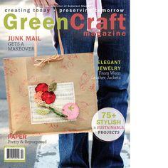 GreenCraft Magazine Winter 2010 - Stampington & Company