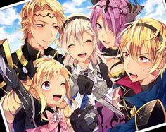 Nohr is the best family in the gaming world AND in reality... If you disagree, you are wrong. :]