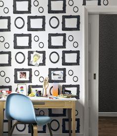 to nie jest to co widzisz. Eco Street, fizelinowa, 1000 x 265 cm, JVD Floor Wallpaper, Pattern Wallpaper, Cool Walls, Designer Wallpaper, Office Desk, Modern, Cool Things To Buy, Street Art, Gallery Wall