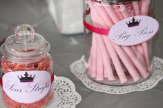 Candy Buffet #etcevents