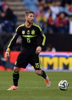 Sergio Ramos - Spain v Italy