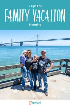 Planning a family vacation? Here are 5 tips for planning to travel with kids, and how to involve them in the travel planning process. Family travel doesn't have to be stressful, see blog post for these handy travel tips so you have a memorable family trip! Sometimes the best things to do and travel destinations are surprises. #familytravel #familyvacation #travel #traveltips #travelplanning #travelwithkids #vacation