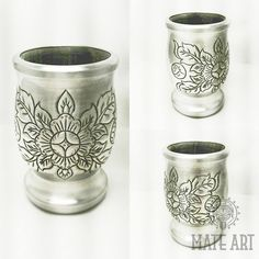 Matero Palo Santo Yerba Mate Akcesoria  http://www.sklepkolonialny.com  #cejrowski #yerba #matero #handmade #metalart