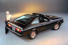 Ford Mustang II King Cobra (1978) - La Ford Mustang a 50 ans ! - diaporama photo Motorlegend.com