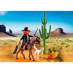 Playmobil Western Dowódca, 5251, klocki