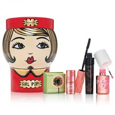 shopandmarry.de: Benefit - Benefit girl pop set Set, Make Up, Augen, - Sets bestückt