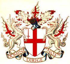 Coat of arms of the illuminati | London Coat of Arms