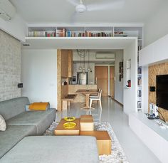 Living Room Ideasa | Bloesem Living |   Note: Chipwood home in Singapore