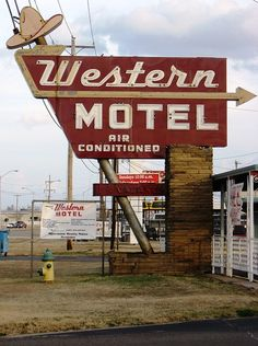 Western Motel, Route 66 - Bethany, Oklahoma https://plus.google.com/100640002349301570187/posts