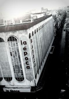 "Tienda ""La Época"" #LaHabana #Cuba"