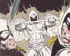 Marc Spector - Moon Knight #36