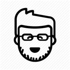 """Képtalálat a következőre: """"stubble and glasses cartoon"""""""