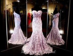 100DJ0102420460 - Beautiful Lace over Lilac... Stunning and ONLY at Rsvp Prom and Pageant :) http://rsvppromandpageant.net/collections/long-gowns/products/100dj0102420460