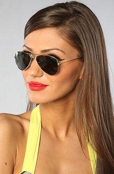 small ray ban aviator sunglasses