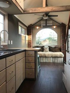 Rustic Elegance Tiny House 007