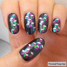 Creative nail art <3