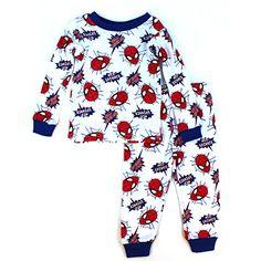 Spider-Man Toddler White Pajamas (2T) Marvel http://www.amazon.com/dp/B00LB5NOII/ref=cm_sw_r_pi_dp_LYoVtb14169WXPV9