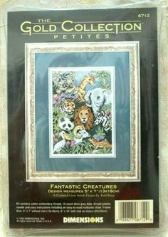 Many Variations Candamar Designs  Gold Collection Counted Cross Stitch Kits