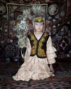 Golden Eagle Nomads, Nomad Princess from Global Home