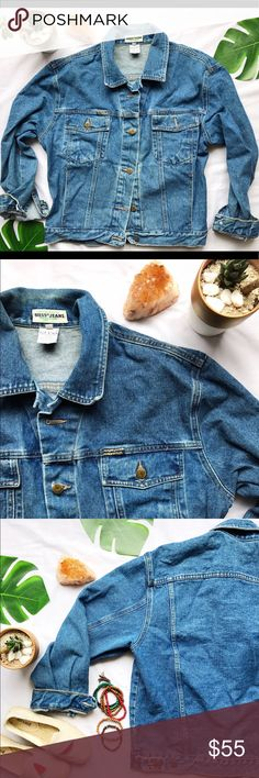 Guess jean 80's oversize jacket.💙 Hot trendy Vintage Guess denim jacket features a medium wash denim with a oversize look to add the edge to your regular denim jacket. Wear with black denim, off shoulder tee and a choker. *This garment comes with a glowy wash with a flowery vanilla scent. Guess Jackets & Coats Jean Jackets