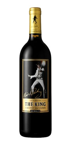 Elvis wine- I want the collection !