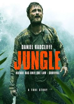 Rent Jungle starring Daniel Radcliffe and Thomas Kretschmann on DVD and Blu-ray. Get unlimited DVD Movies & TV Shows delivered to your door with no late fees, ever. Movies And Series, Hd Movies, Movies To Watch, Movies Online, Movie Tv, 2017 Movies, Movie Plot, Disney Movies, Film Jungle