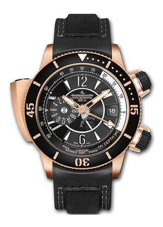 Jaeger-LeCoultre Master Diving Geographic