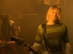 "Today in History 1991 the release of the single, ""Smells like Teen Spirit"" by Nirvana."