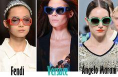 Las nuevas ideas en peinados y gafas para primavera/verano 2013