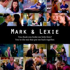 .. I wanted to see them together soo bad. poor mark, I still can't believe that she died..