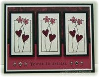 A Project by Feline Creative from our Stamping Cardmaking Galleries originally submitted 02/09/13 at 10:38 AM