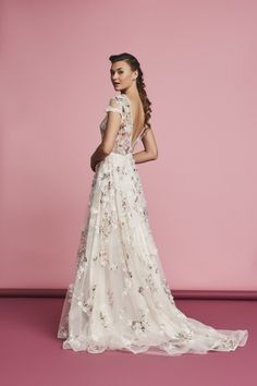 25df4090b290c Amelia by Savin London | Bridal Collection | Eleganza Sposa Different Wedding  Dresses, Wedding Dresses