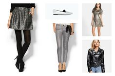 Metallic must-haves for the fall season