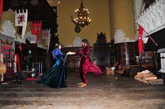 Tańce średniowieczne