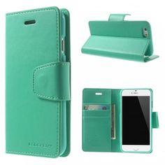 Apple iPhone 6 Plus Syaani Sonata Suojakotelo 6s Plus Case, Iphone 6 Plus Case, Iphone Cases, Leather Cover, Apple Iphone 6, Phone Covers, Leather Wallet, Ipad, Mercury