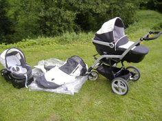 Prodám KOČÁREK CHICCO TRIO TOUR 4 WALLSTREET po jednom dítěti ( jako nový, používany 8 měsíců). Barva (šedo-černá).Sada se skláda z korbičky 0+(pod zády polohovatelná)s bezpečnostními pásy pro převoz v autě(vhodné pro přepravu novorozence),sportovního kočárku a ,autosedačky AutoFix-Plus 0-13kg s vložku pro novorozence a adaptéru pro snadné připevnění sedačky do auta,fusak-nánožník,pláštěnka a batoh na rukojet´vše originál v barvě kočárku.Pořizovací cena 16 999Kč,nyní 7000 Kč při rychlém…