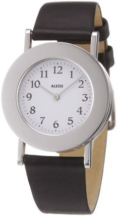 Alessi Men's AL4000 Set Momento White Dial Pocket Chain Designed by Aldo Rossi Watch alessi. $247.00. Analog display;. Case diameter: 32 mm. Water-resistant 10 atm. Automatic Movement. Stainless steel case. Save 43% Off!