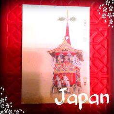 2013-09-24 #Postcard from #Japan (JP-447830) via #postcrossing #temple #Padgram