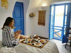 Cum a fost sederea la Esperas Hotel Santorini