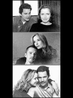 Before Sunset Movie, Before Sunrise Trilogy, Before Trilogy, Romantic Movie Scenes, Romantic Movies, Ruby Sparks, Zoe Kazan, Series Movies, Film Movie