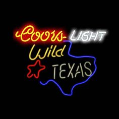 Amstel light texas beer neon sign light size31 w x 24 h coors light wild in texas neon sign aloadofball Gallery