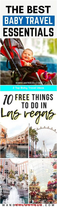The Best Baby Travel Essentials for Best Baby Travel Essentials for 2019 Here are the best baby travel essentials! We've updated our list w. Tulum, Free Things To Do, Good Things, Travel Essentials, Travel Tips, Baby Travel, Las Vegas Trip, Traveling With Baby, Travel Vegas