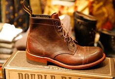 Double RL boots